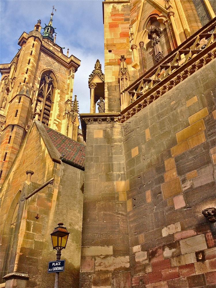 Colmar cathedral