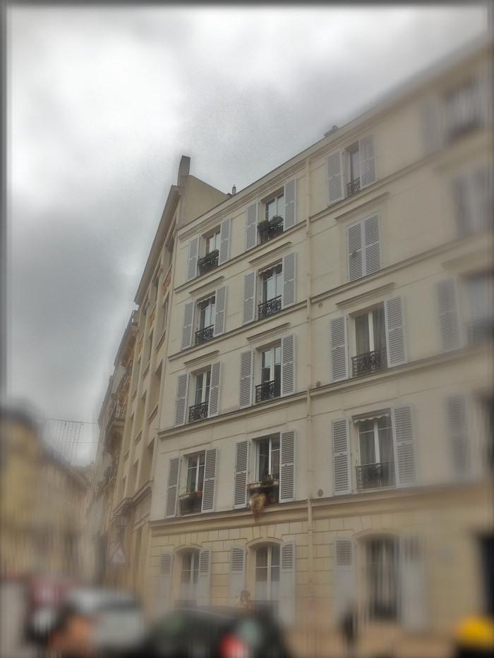 Van Gogh's apartment