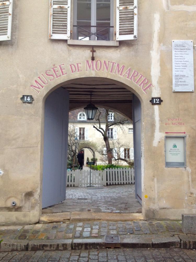 Musee de Montrmartre