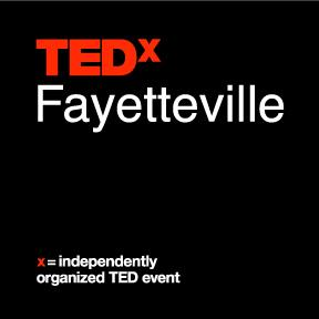 TEDxFayetteville graphic