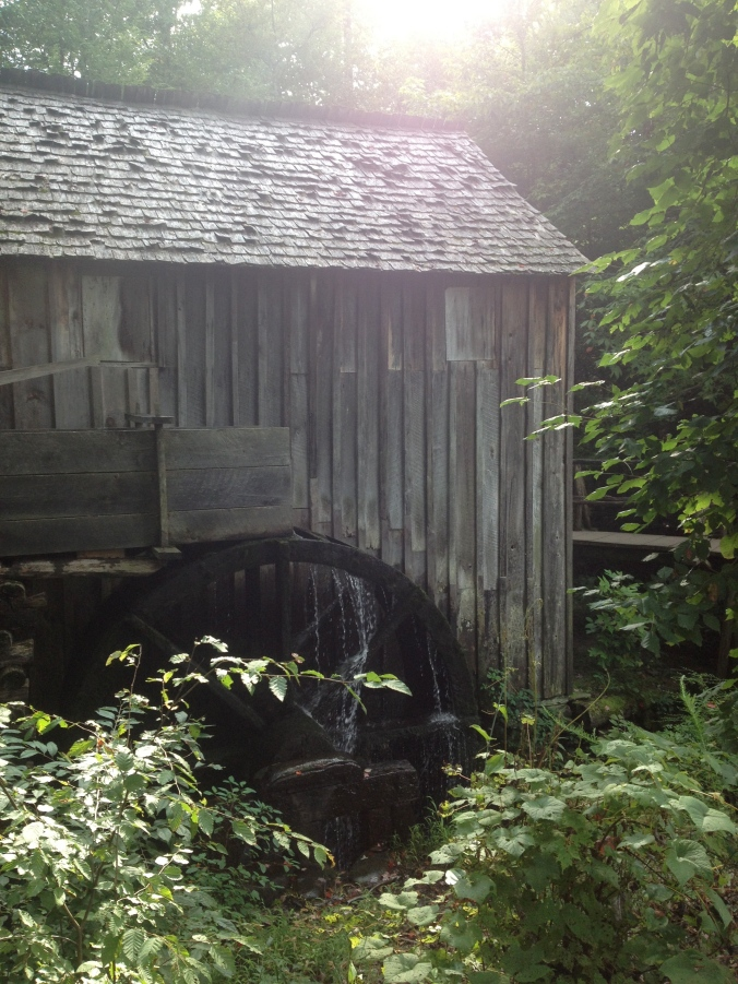 The Grist Mill at Cade's Cove