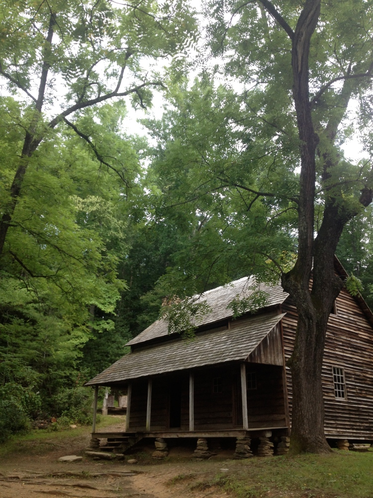 Homestead at Cade's Cove