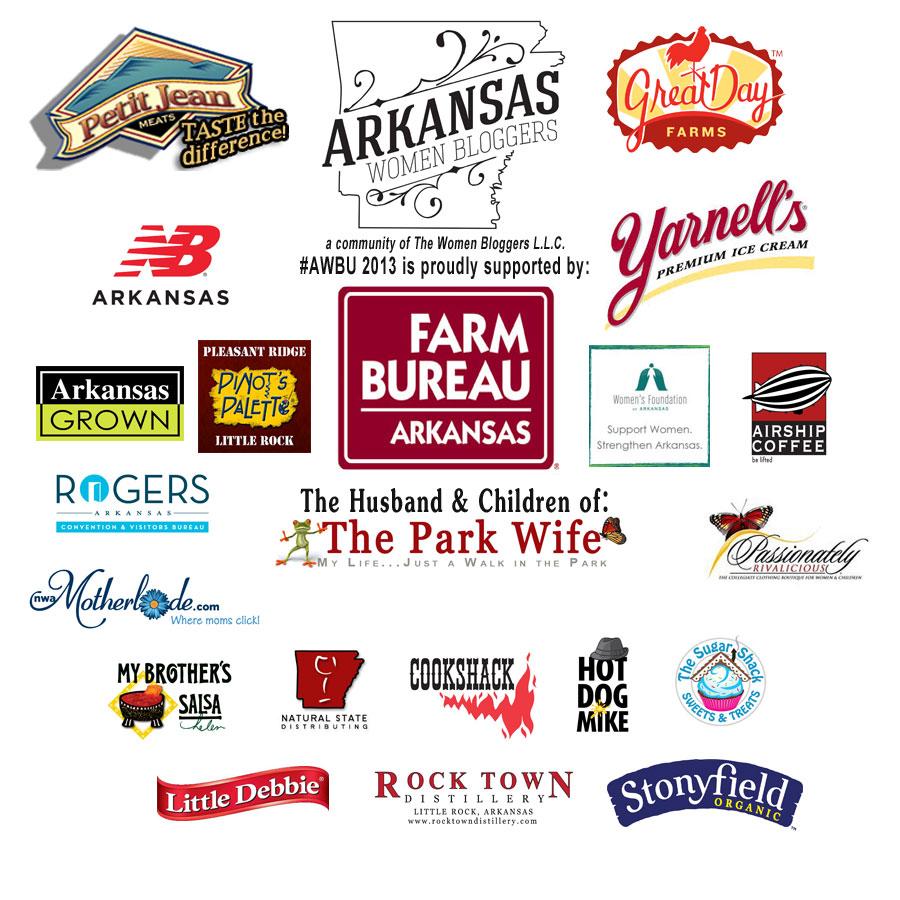 AWBU 2013 Sponsors