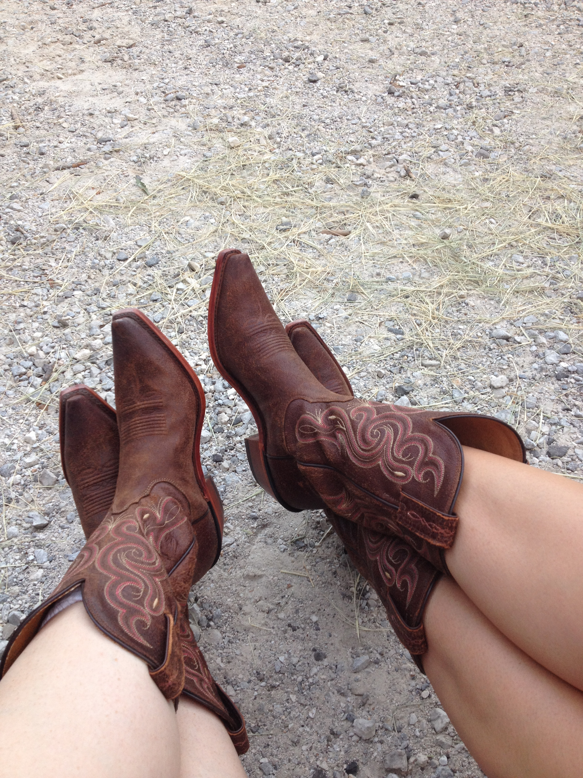 Boots from AWBU 12