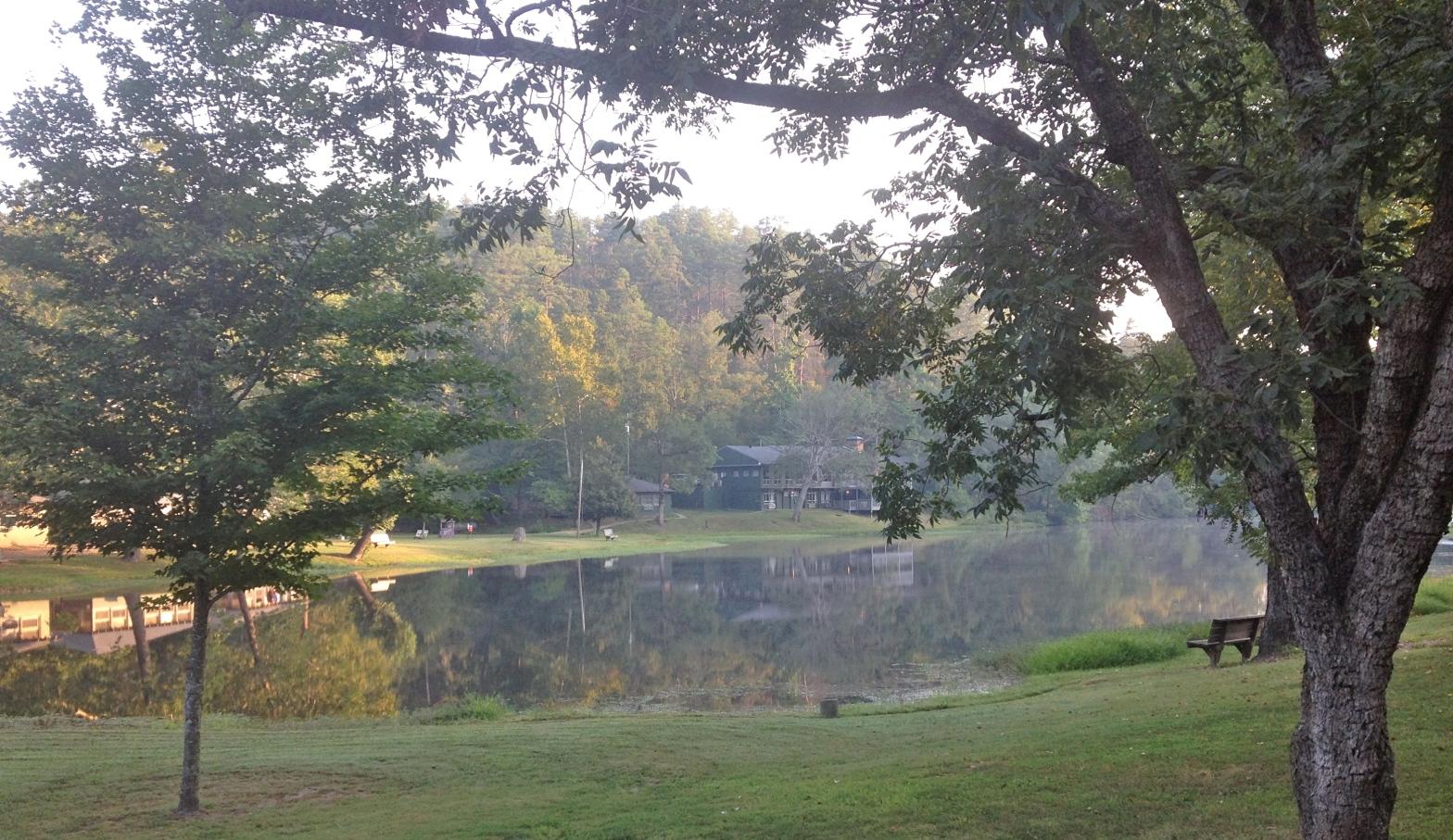 Ferncliff pond